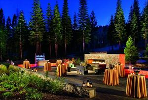 Lake Tahoe vacation resort