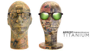 Introducing MOSCOT Originals - Titanium Collection