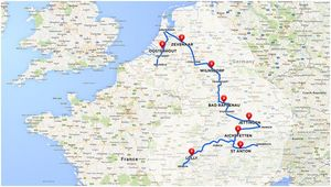 January 2014 - Superchargers energized in DACH region and Netherlands