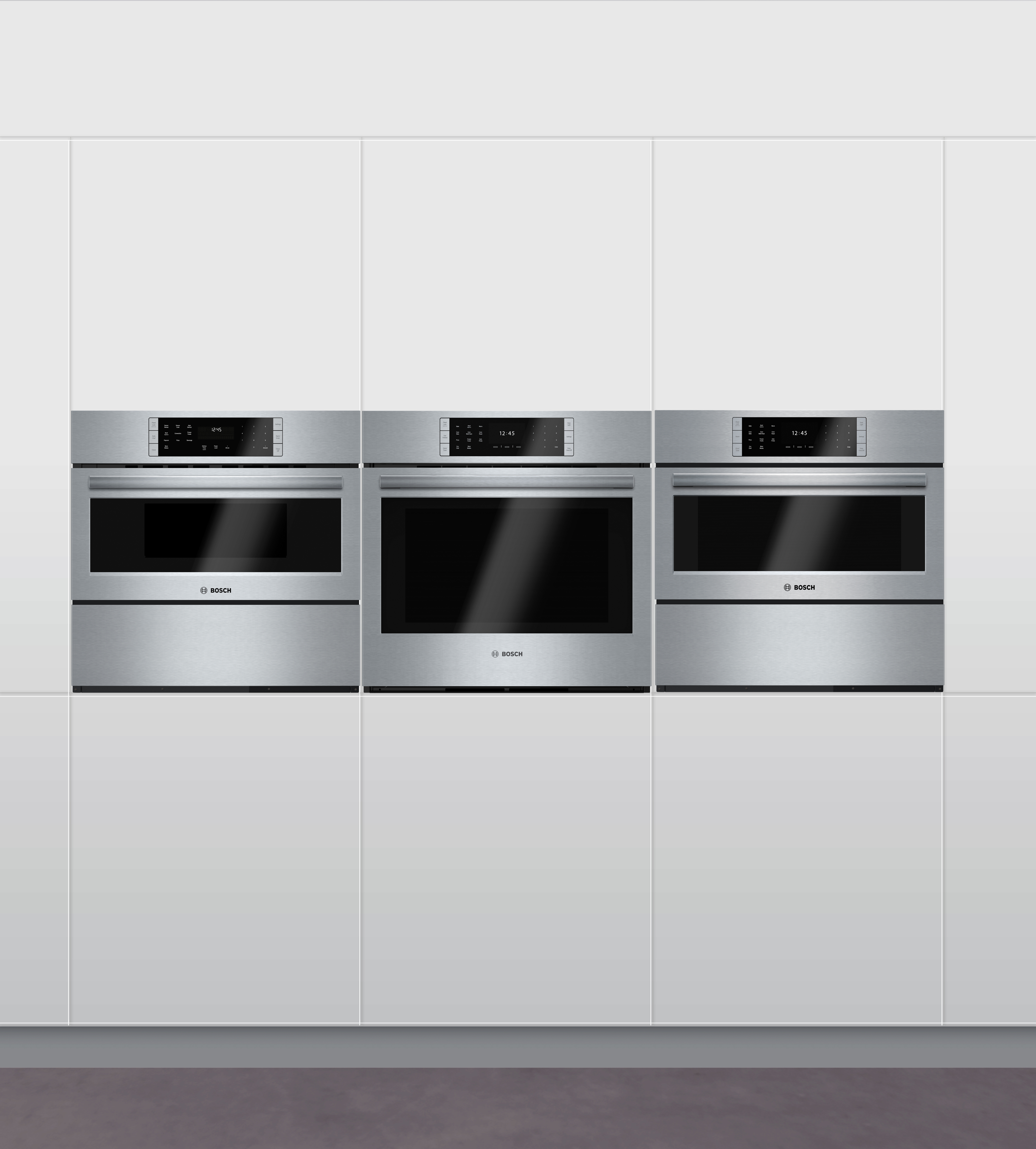 bosch debuts redesigned kitchen line at design and