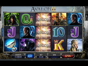 The Legend Continues -- All Slots Casino Launches Avalon II: The Quest for the Grail