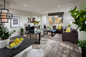 the townes, threesixty, gated threesixty, south bay new homes, la real estate