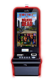 The Walking Dead Slot Game(TM) Is Grabbing Players From Coast to Coast