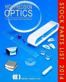 The Meller Optics 2014 Stock Parts List