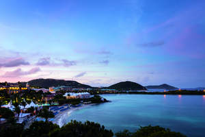 Luxury hotel St Thomas