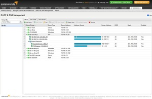 image of SolarWinds IP Address Manager