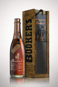 BOOKER'S(R) BOURBON CELEBRATES 25 YEARS WITH EXCLUSIVE LIMITED EDITION RELEASE