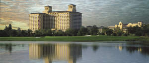 Central Florida golf resort