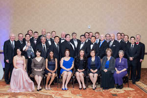 MassMutual San Francisco and Northern California honor top financial professionals after a record-breaking year at a banquet at the Meritage resort in Napa.