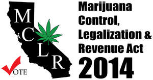 Americans for Policy Reform, Working to Legalize Marijuana in California in 2014