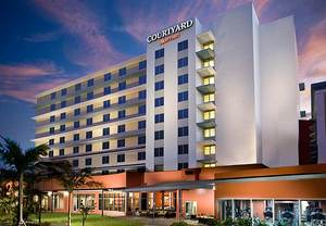 Miami airport business hotel