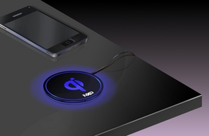 NXP Qi wireless charging solution