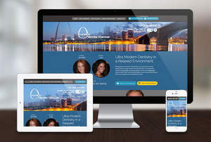 Dr. Jack Griffin Launches New Dental Website Design