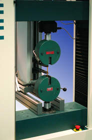 Tinius Olsen's Automatic Variable Gauge Length Extensometers