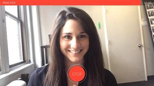 Take the Interview candidate mobile app
