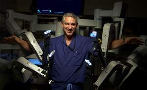 bph, benign prostatic hyperplasia, enlarged prostate, www.roboticoncology.com, dr david samadi
