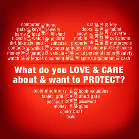 Master Lock is asking consumers to engage in a conversation on Twitter using #MasterLockProtects and answer the question: What do you most love and care about and want to protect?