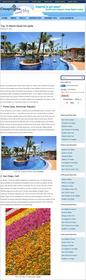Cheapflights.com Top 10 March Travel Hot Spots, Spring Break,Spring Travel