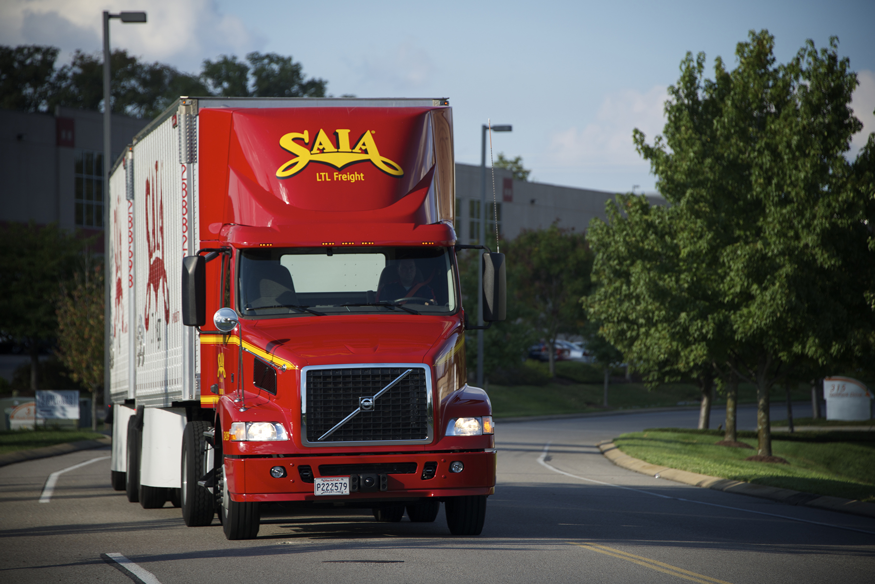 """Saia LTL Freight has been named Walmart's """"LTL National Carrier of the Year"""" for 2013."""