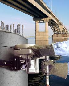 The ESCO APS-438 Concrete Piling Saw