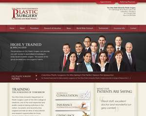 The OSU Department of Plastic Surgery Website is Now Mobile-Friendly