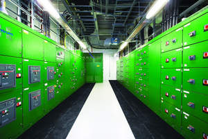 AMS Switchgear, data centers, mission critical app
