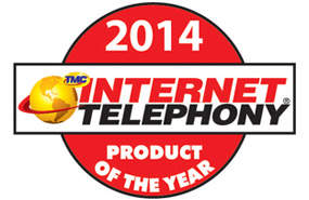 XO WorkTime unified communications mobility wins internet telephony award.