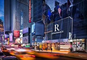 Hotel lujo en Manhattan