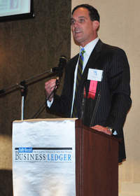 Feldco President and Owner Doug Cook receives Business Excellence Award