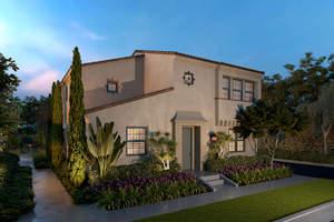 luna, new irvine homes, irvine new homes, portola springs, california pacific homes