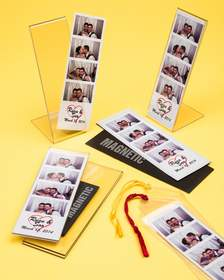 RNR Photo Strip Memories(TM) brand photo strip holders