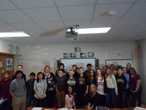 TopLine teaches financial literacy to nearly 700 students.