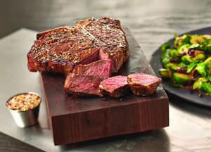 Photo courtesy of Omaha Steaks