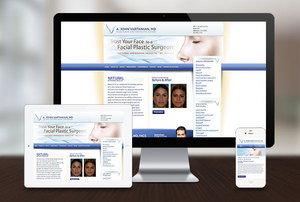Dr. John Vartanian Launches New Facial Plastic Surgery Website