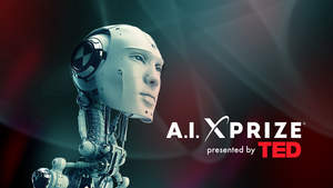 XPRIZE announces crowd-sourced competition to develop AI that can deliver first humanless TED Talk