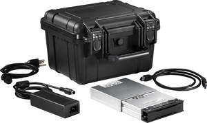 CRU(R) Introduces Digital Cinema Package (DCP) Kits