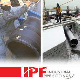 IPF Plasson electrofusion pipe fittings in new york city