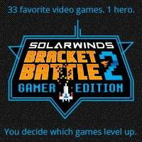 Gamers' Cult Favorites and Old-School Classics Collide in the SolarWinds 2014 Bracket Battle