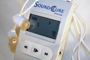 SoundCure Serenade device