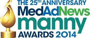 Med Ad News 25th Anniversary Manny Awards