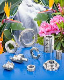Stafford Stainless Steel Shaft Collars and Couplings