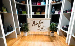 birkin bar, luxury accessories, e-commerce, lxr & co, vintage luxury, vintage accessories, hermes