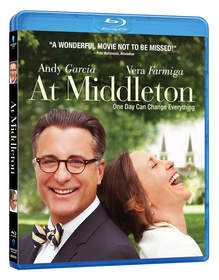 Academy Award(R) Nominees Andy Garcia and Vera Farmiga Star in the Romantic Comedy AT MIDDLETON on Blu-ray and DVD on April 1st