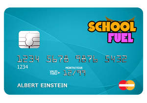 fundraising for schools, churches and university debit card