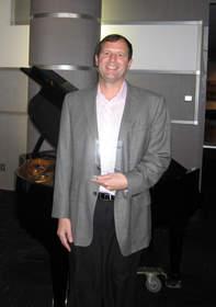 AtNetPlus Jim Laber at NEO Success Awards 2014