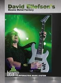 Beamz Interactive, Inc. announces availability of David Ellefson's exclusive Beamz album for iOS