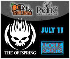 OC Fair Announces Performances by The Offspring, The Adolescents, Deep Purple, Blue Oyster Cult Plus More Tribute Bands & Action Sports for 2014