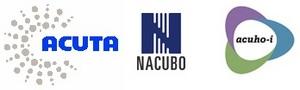 ACUTA; NACUBO; ACUHO-I