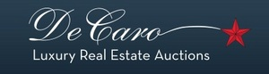DeCaro Luxury Real Estate Auction
