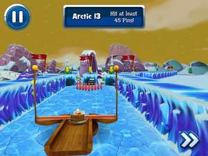 WildTangent Studios Brings Arctic Arcade Antics to National PB & J Day With Launch of Polar Bowler